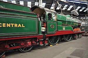 GCR Class 11F - Barrow Hill in March 2011
