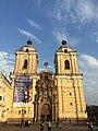 Basílica Menor e Convento de São Francisco, Lima Peru - panoramio.jpg