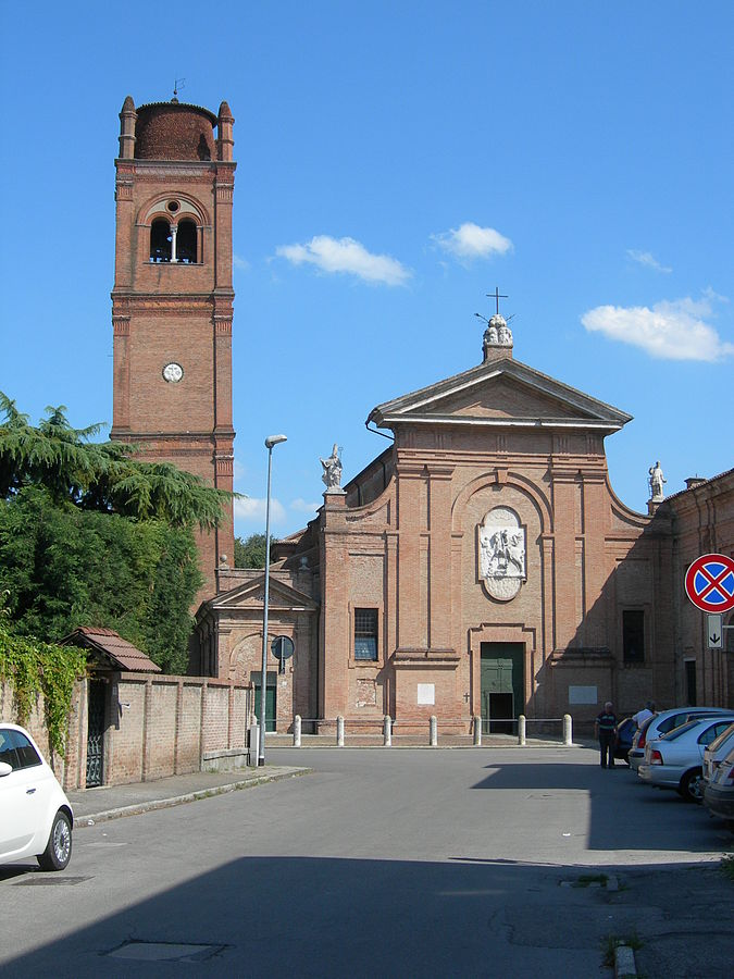 Basilica of San Giorgio fuori le mura