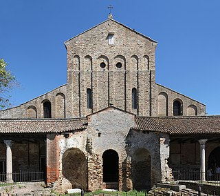 Torcello Cathedral church
