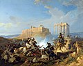 Battle scene from the Greek War of Independence.jpg