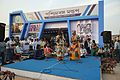 Baul Song Performance - West Bengal Pavilion - 41st International Kolkata Book Fair - Milan Mela Complex - Kolkata 2017-02-04 5109.JPG