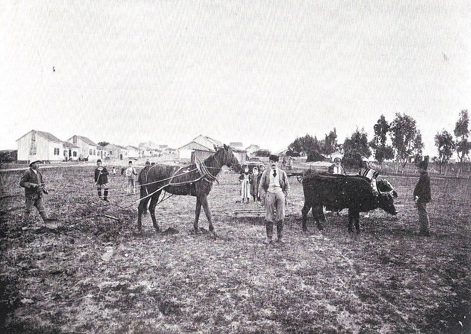 Be'er Tuvia (before 1899)