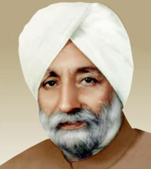Beant Singh 2013 stamp of India (cropped).png
