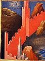 Beato angelico, pala strozzi della deposizione, con cuspidi e predella di lorenzo monaco, predella natività 02.JPG