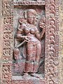Beautiful sculpture on small portion of side wall.jpg