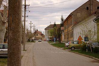 Bela Crkva, Banat - Bela Crkva street