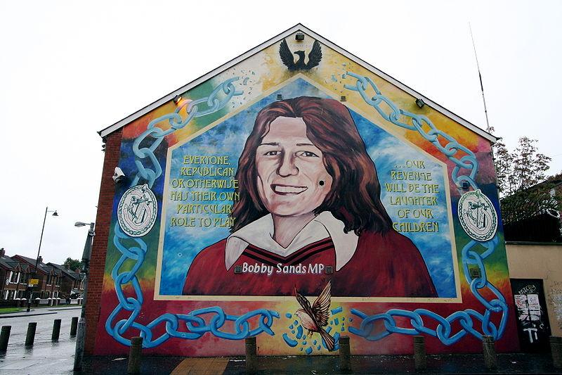 File belfast murals wikimedia commons for Bobby sands mural belfast