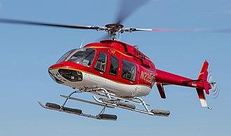 Bell 407 - Image: Bell 407 N23986