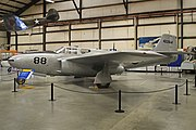 Bell P-59A Airacomet '422614 - 88' (27266252821).jpg