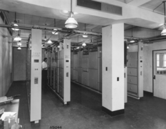 Picture of Bell Labs Model V, circa 1947