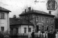 Belmont, les écoles, 1910, p 22 l'Isère les 533 communes.tif