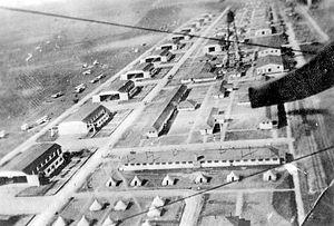 Benbrook Field - Benbrook Field, Texas, 1918