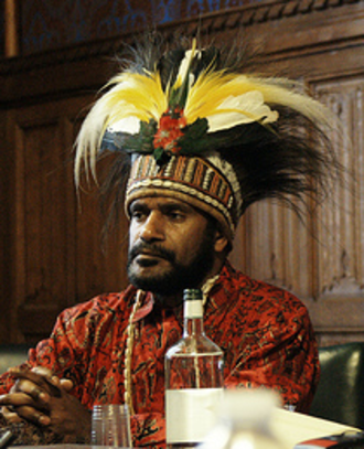 RNZ International - Radio New Zealand International has interviewed West Papuan activist Benny Wenda on several occasions.