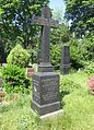 Berlin, Kreuzberg, Zossener Strasse, Friedhof II Jerusalems- und Neue Kirche, Grab Hermann Lisco.jpg