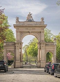 8fe04ca9da835 Bürgerpark Pankow – Wikipedia