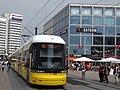 Berlin - Tram am Alexanderplatz - geo.hlipp.de - 26880.jpg