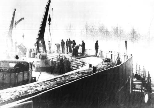 Berlin Wall 1961-11-20