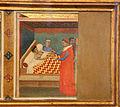 Bernardo daddi, storie della vera cintola, 1337-38, da altare maggiore duomo prato 09.JPG