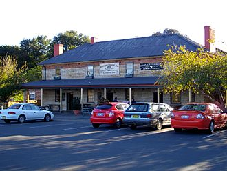 Berrima, New South Wales - The Surveyor General Inn at Berrima was established in 1834