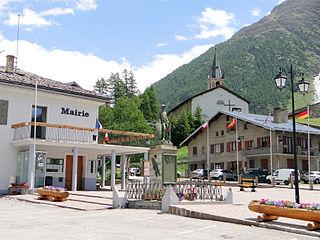 Bessans Commune in Auvergne-Rhône-Alpes, France