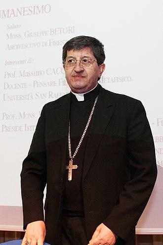 Giuseppe Betori - Image: Betori