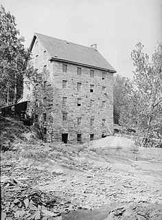 Beverley Mill United States historic place