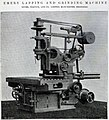 Beyer Peacock Emery Lapping and Grinding Machine, 1901 Bench grinders.jpg