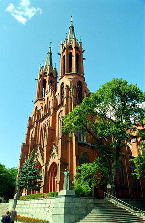 Roman Catholic Archdiocese of Białystok - Metropolitan Cathedral of the Assumption