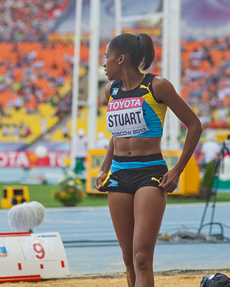Bianca Stuart (2013 World Championships in Athletics) 01.jpg