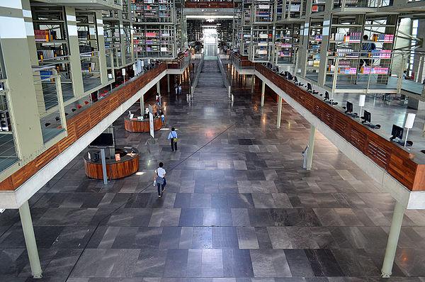 Wikimania 2015 Bids Mexico City Biblioteca Vasconcelos Meta