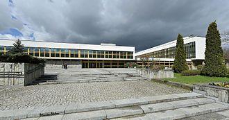 National Library of Poland - Image: Biblioteka Narodowa w Warszawie 2017