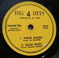 Big 4 Hits 187 B - TheseHands-GladRags.jpg