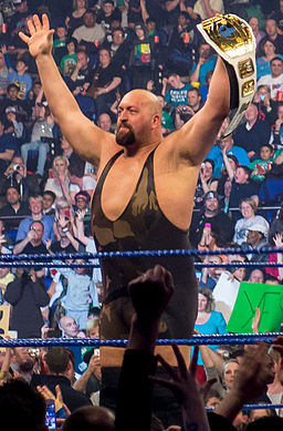 Big Show IC Champ in London