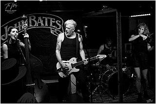 Big John Bates Canadian musician