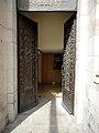 Bikur Cholim Hospital doors 002.JPG