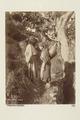 """Bild från familjen von Hallwyls resa genom Algeriet och Tunisien, 1889-1890. """"Kabyliska kvinnor."""" - Hallwylska museet - 92024.tif"""