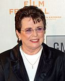 Billie Jean King TFF 2007 Shankbone.jpg