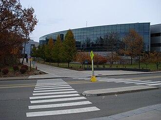 Binghamton University School of Management - Binghamton University School of Management building