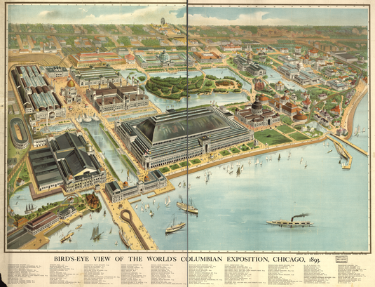 World's Columbian Exposition 1893