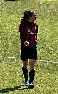 Birgül Sadıkoğlu Turkish womens footballer