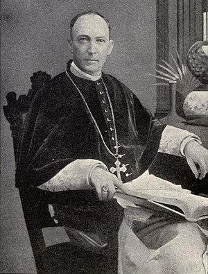 Nicolaus Aloysius Gallagher - Image: Bishop Nicolaus Aloysius Gallagher