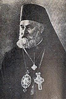 Platon of Banja Luka Serbian Orthodox bishop of Banja Luka