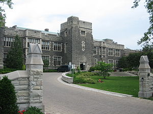 Henry Sproatt - Bishop Strachan School, Toronto