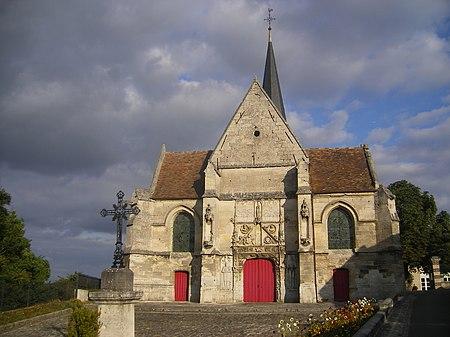 Église Saint-Pierre-ès-Liens de Blérancourt