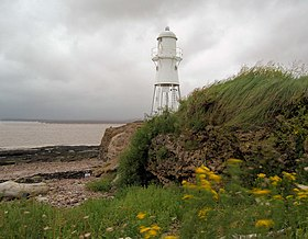 Blacknore Point Lighthouse. - geograph.org.uk - 486128.jpg