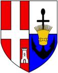 Wappen von Albertville