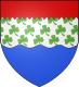 Coat of arms of Montchamp