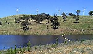Blayney Wind Farm - Image: Blayney Wind Farm