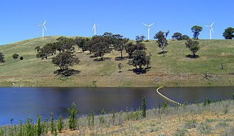 Blayney Wind Farm - Image: Blayney Wind Farm